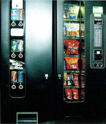 Naperville Vending: Two In One Machines!